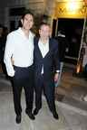 Rudy Paoli, Managing Director GLOBAL RESERVE and Piers Adam, Mahiki Founder and Owner