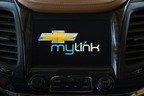 Chevy MyLink has remained one of the leaders in advanced infotainment systems.  (PRNewsFoto/CarBuyersExpress)
