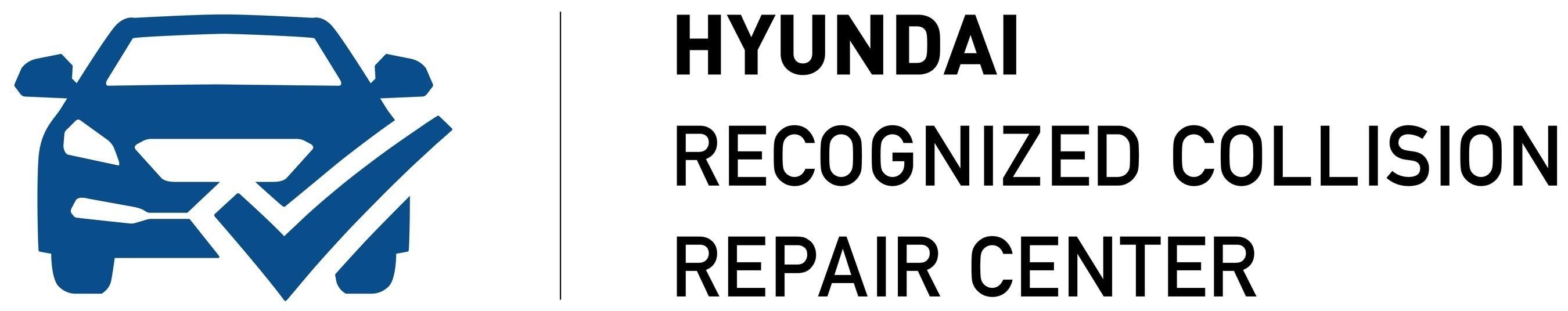HYUNDAI LAUNCHES RECOGNIZED COLLISION REPAIR CENTER PROGRAM