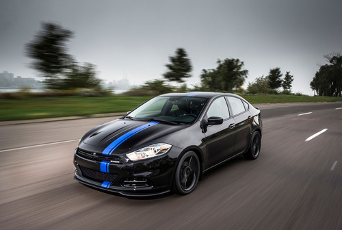 Chrysler Group LLC Introduces New Mopar '13 Dodge Dart