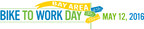 Perfect Commute by Bike as Bike to Work Day 2016 Rolls on