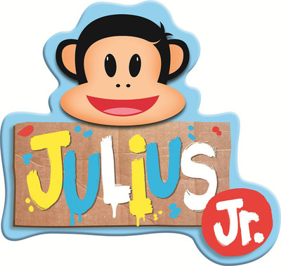 Julius Jr. Logo.  (PRNewsFoto/Saban Brands)
