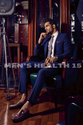 Actor Upen Patel Shows You How to Suit up in Style