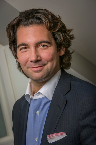 Steven Wolfe Pereira, new CMO of Datalogix. (PRNewsFoto/Datalogix) (PRNewsFoto/DATALOGIX)