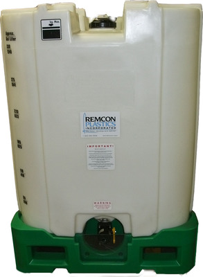 The REMCON IBC.  (PRNewsFoto/REMCON Plastics, Inc.)
