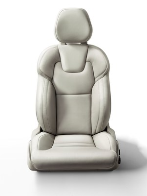 "Johnson Controls Contributes to Maximum Seating Comfort in ""Truck of the Year"" Volvo XC90"