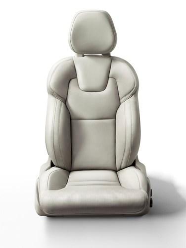 Volvo XC90 front seat. (PRNewsFoto/Johnson Controls) (PRNewsFoto/Johnson Controls)