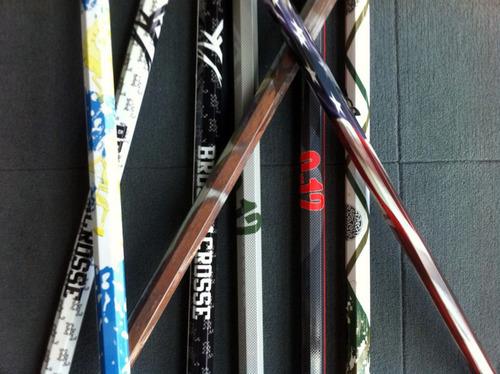 Arovex Enhances C-12 Lacrosse Shafts. (PRNewsFoto/Zyvex Technologies) (PRNewsFoto/ZYVEX TECHNOLOGIES)