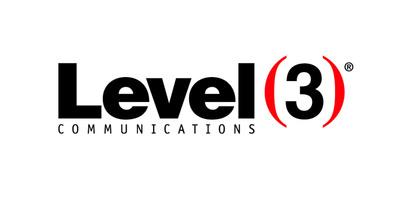 Level 3 Communications, Inc. logo. (PRNewsFoto/Level 3 Communications, Inc.)