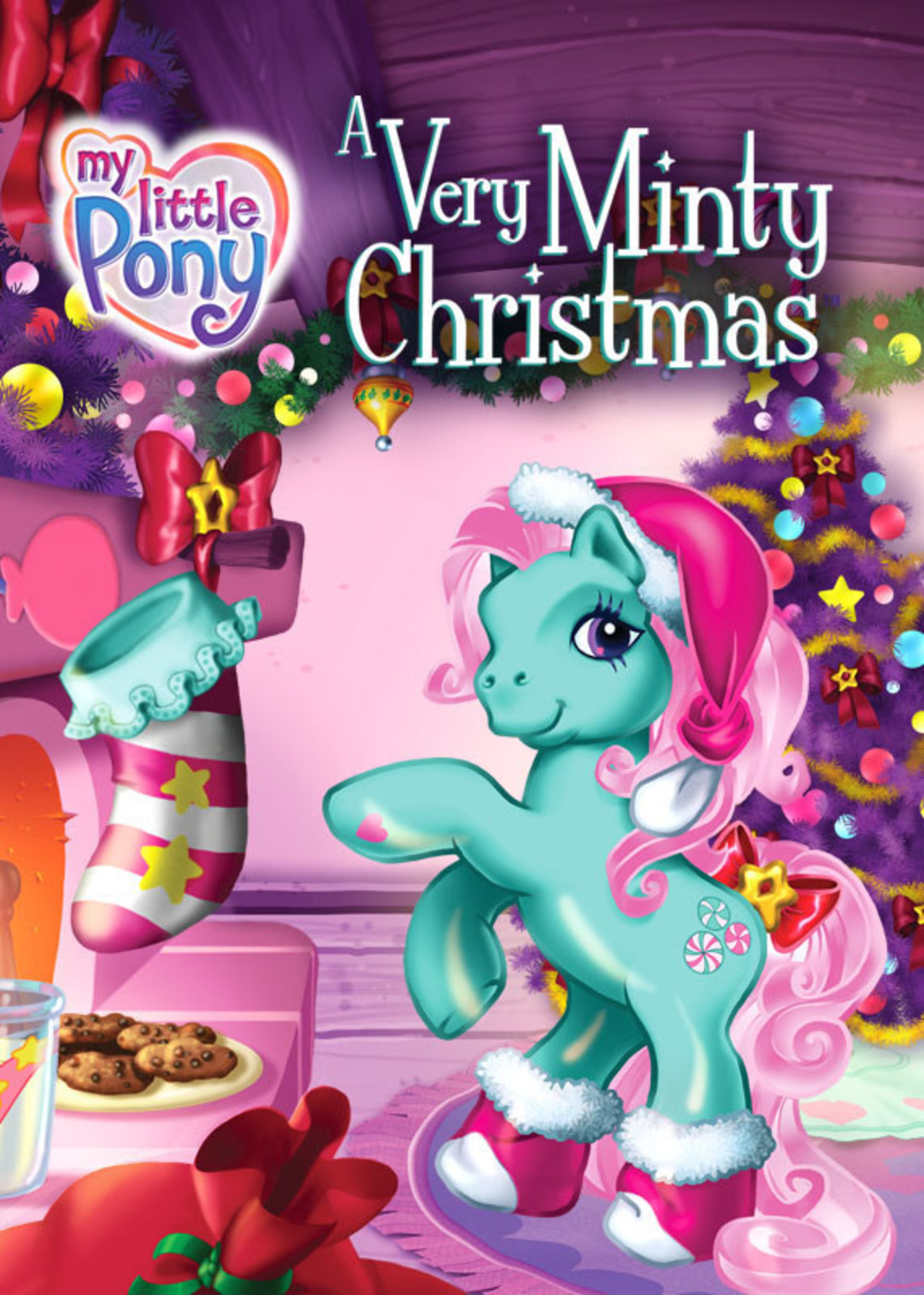 Discovery Family Premieres My Little Pony A Very Minty