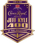 "Crown Royal Announces U.S. Marine As Official Namesake of the 2015 Brickyard 400 NASCAR Race During Surprise Reveal Event at Texas Rangers Game through Annual ""Your Hero's Name Here"" Program"