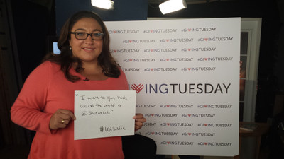 Jo Frost encourages everyone to support children worldwide #GivingTuesday by visiting shotatlife.org