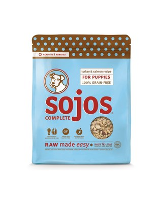 New Sojos Complete for Puppies