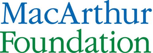 MacArthur Foundation logo.  (PRNewsFoto/MacArthur Foundation)