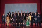 The ten finalists of the Intercultural Innovation Award were honored by President Nassir Abdulaziz Al-Nasser, Incoming United Nations High Representative for the Alliance of Civilizations; UNESCO Goodwill Ambassador Placido Domingo; UN Secretary-General Ban Ki-moon; Mr. Bill McAndrews, Vice President Communications Strategy, Corporate and Market Communications, BMW Group; Jorge Sampaio, Outgoing United Nations High Representative for the Alliance of Civilizations and Dr. Barry van Driel, Head of the Jury.