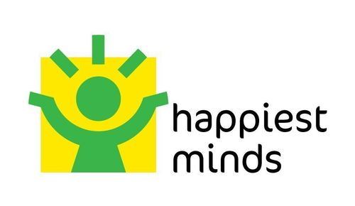 Happiest Minds Technologies Logo (PRNewsFoto/Happiest Minds Technologies)