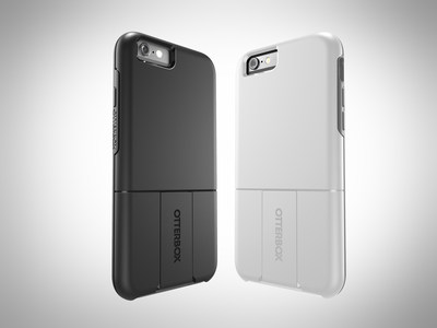 OtterBox introduces the uniVERSE Case System. A case that expands the mobile universe with swappable modules that slide easily on and off the back of the case in three convenient ways.