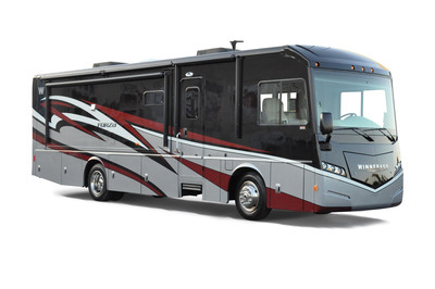 Winnebago Forza.  (PRNewsFoto/Winnebago Industries, Inc.)