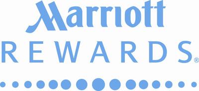 Marriott Rewards Logo. (PRNewsFoto/Marriott International, Inc.)