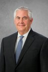 ExxonMobil CEO Rex Tillerson Honored with Pitts Energy Leadership Award