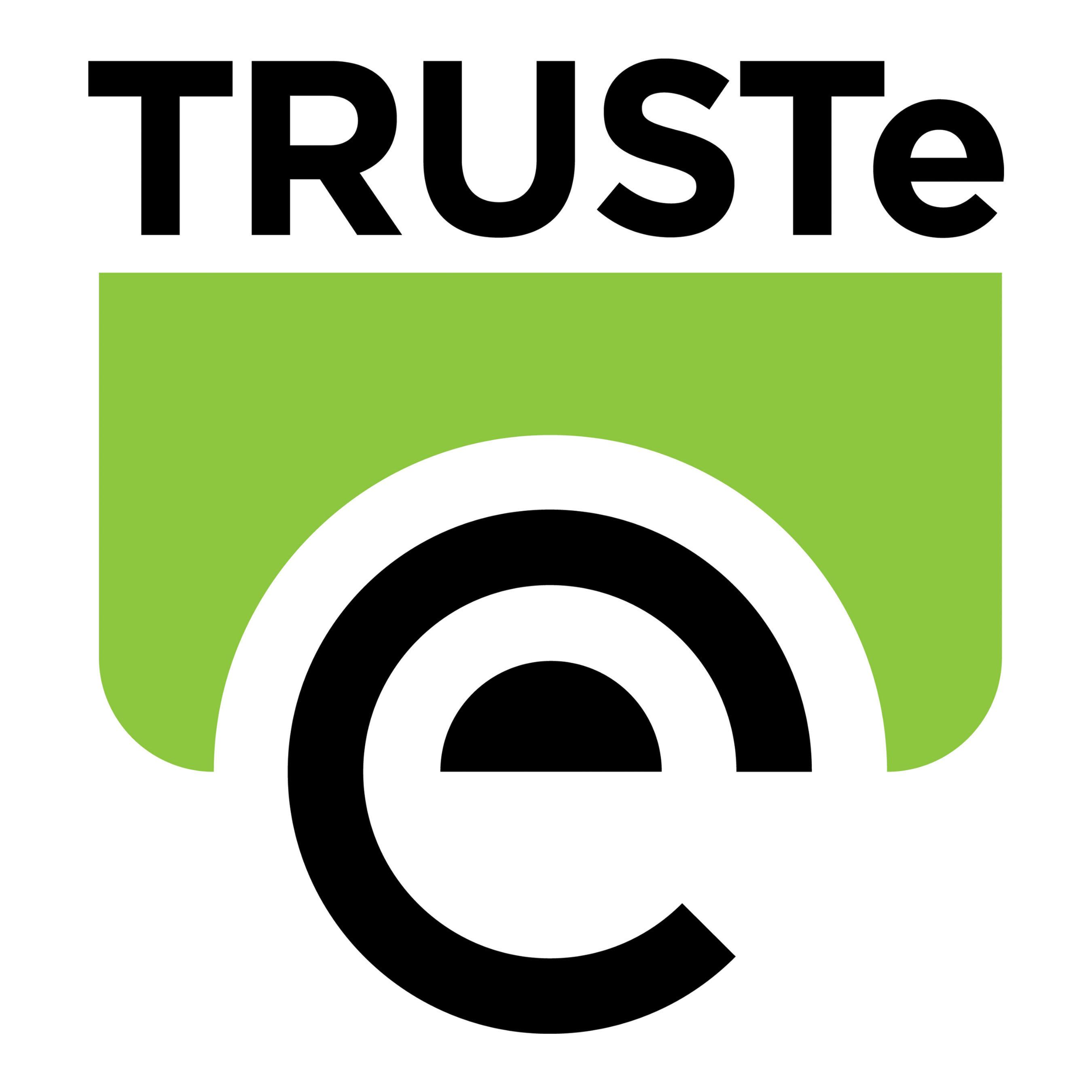 TRUSTe logo. (PRNewsFoto/TRUSTe)