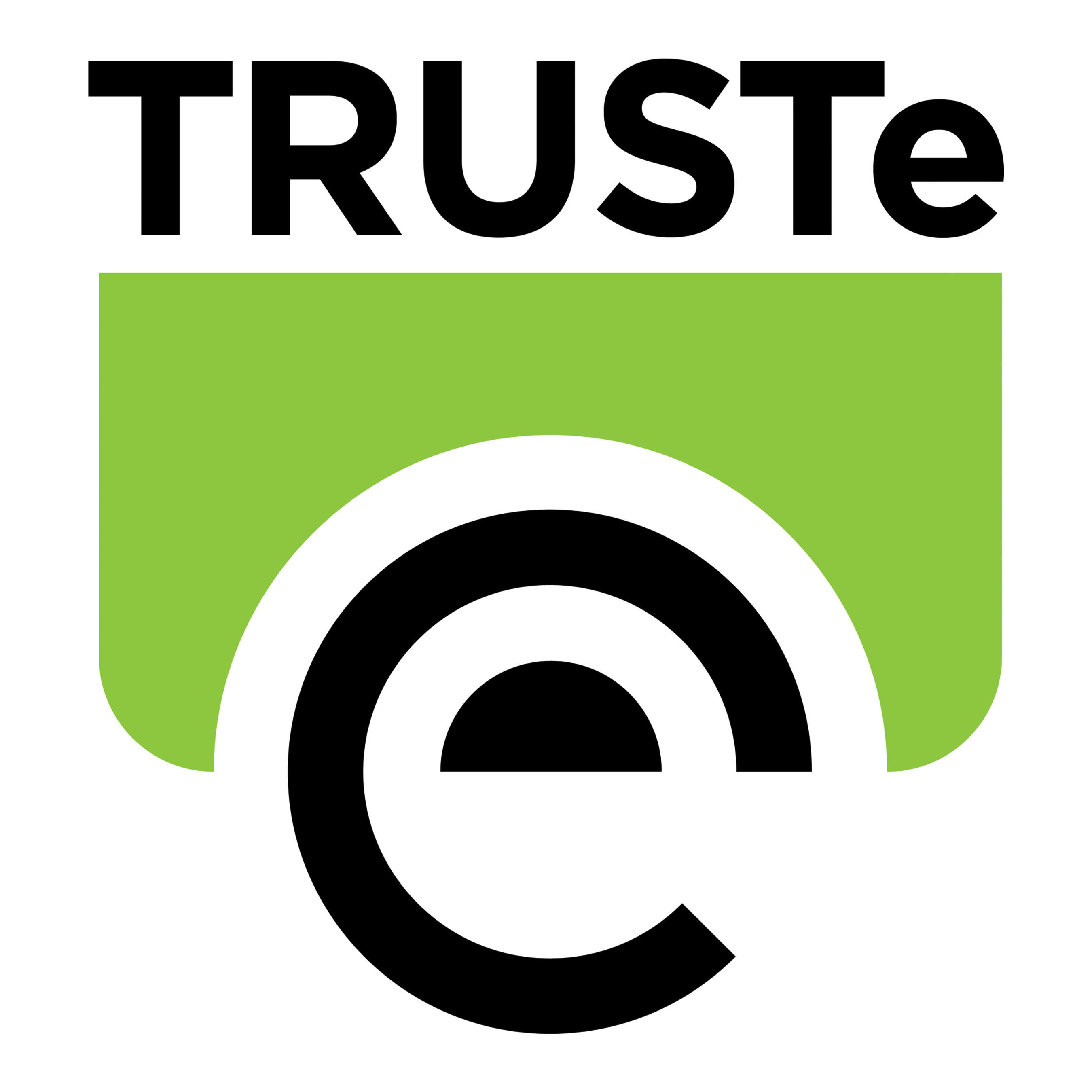 TRUSTe logo.