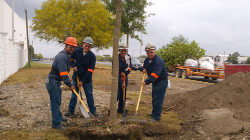 Fairmount Minerals family members planted nearly 70,000 trees in 2012. This commitment to sustainable ...