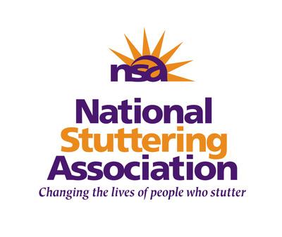 National Stuttering Association - www.WeStutter.org - (800) WE STUTTER.  (PRNewsFoto/National Stuttering Association)