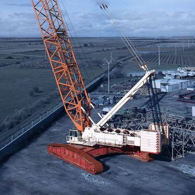 Optim 700 QL is exceptionally well suited for load-bearing structures of heavy-duty machinery, such as large mining equipment and cranes.