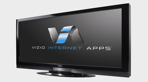 VIZIO's XVT Line Up Expands with New TruLED and 3D Models at CEA Line Shows 2010