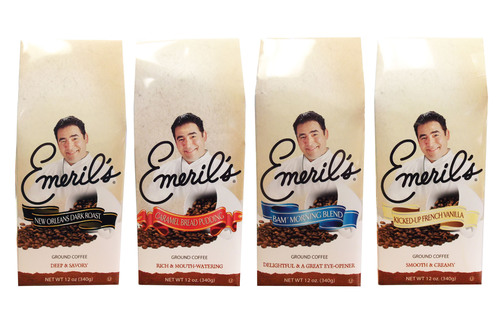New York's White Coffee launches Emeril's(R) Signature Blend Coffees available in retail outlets ...