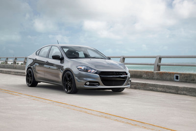 2014 Dodge Dart Blacktop. (PRNewsFoto/Chrysler Group LLC) (PRNewsFoto/CHRYSLER GROUP LLC)