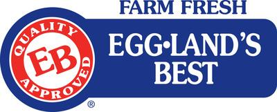 Eggland's Best logo.