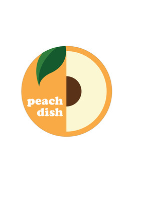 PeachDish Logo. Come on an adventure with us. Email press@peachdish.com for your complimentary subscription.  (PRNewsFoto/PeachDish)