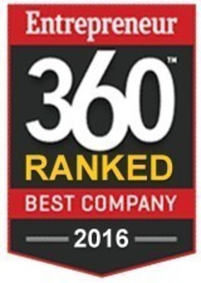 """MyTelemedicine Named One Of The """"Best Entrepreneurial Companies in America"""" by Entrepreneur Magazine's 2016 Entrepreneur 360(TM) List"""