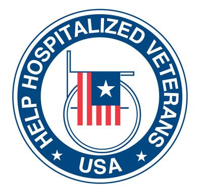 Help Hospitalized Veterans Official Logo.  (PRNewsFoto/Help Hospitalized Veterans)