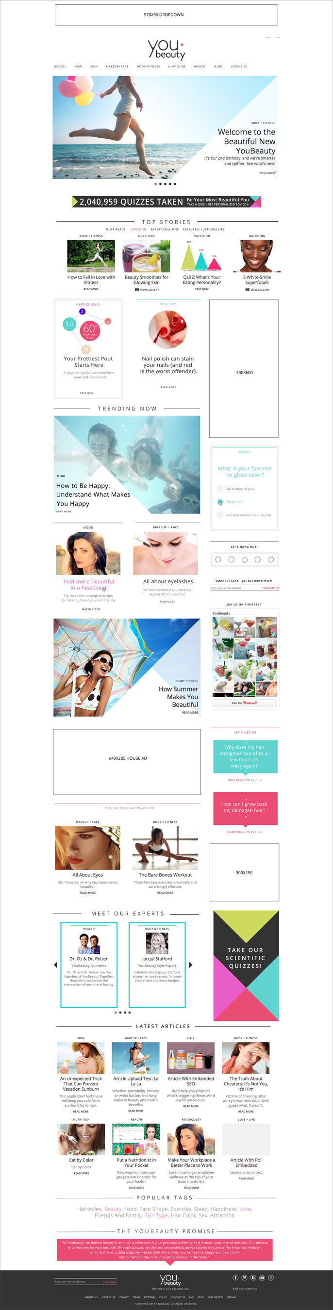 YouBeauty Unveils New Brand Identity and User Experience Powered by an Unmatched Data Story