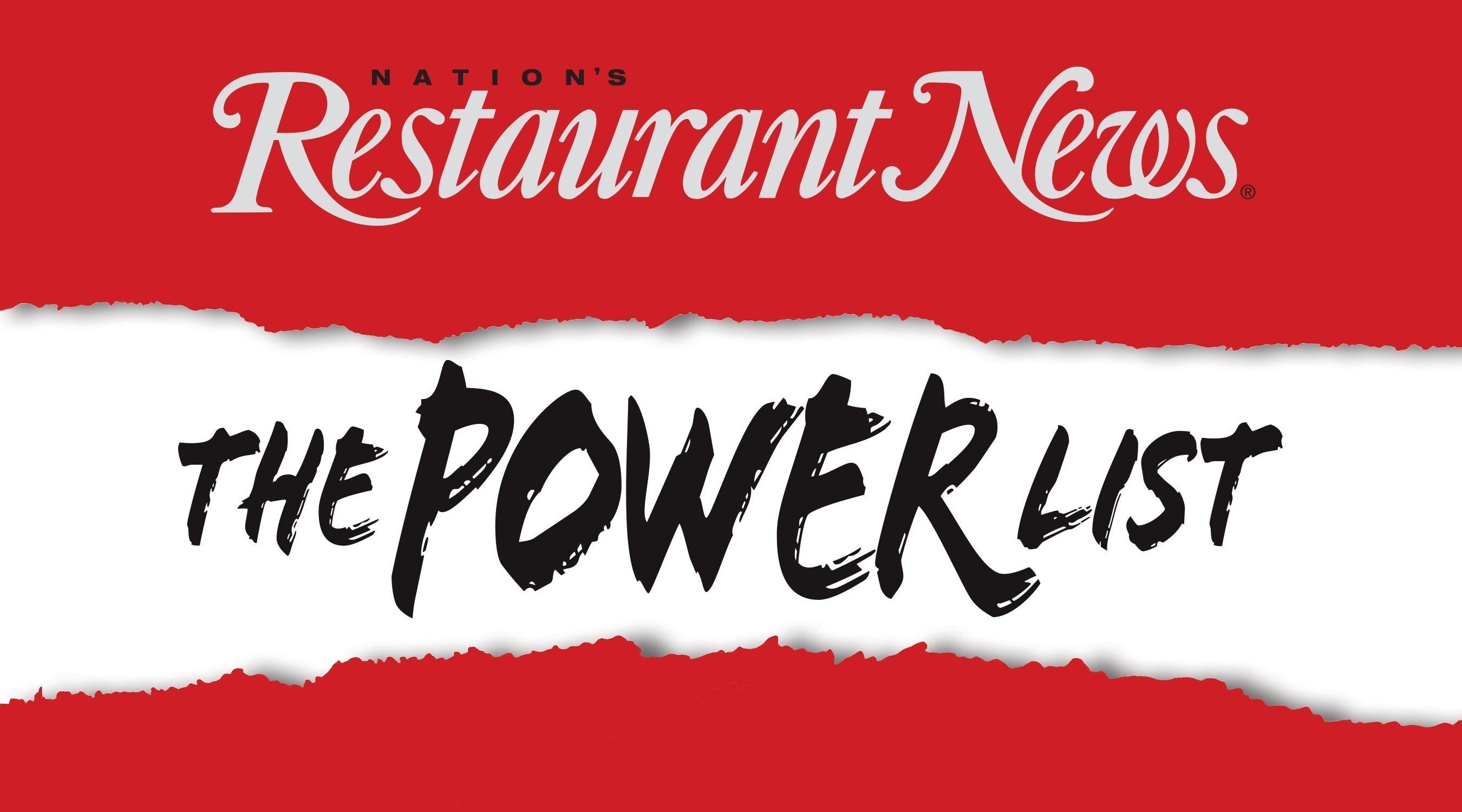 Penton's Nation's Restaurant News Announces Restaurant Industry Power List