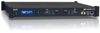 Teledyne LeCroy Announces World's First SAS 4.0 Analyzer Platform