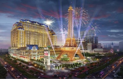 The Parisian Macao To Bring Elegance Charm And
