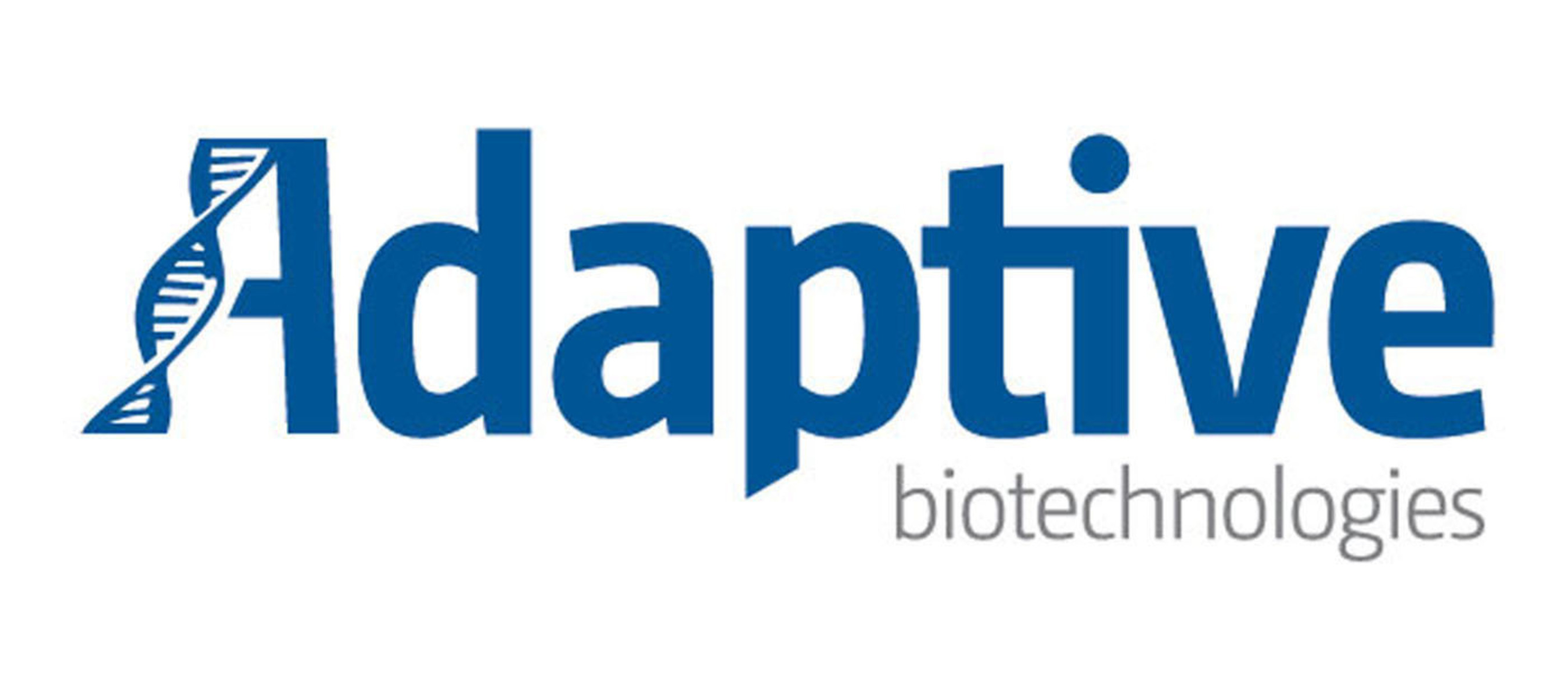 Adaptive Biotechnologies Logo.