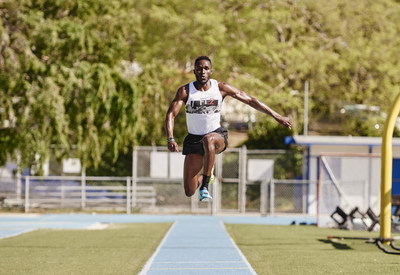 Olympic Athlete, Will Claye In FL2