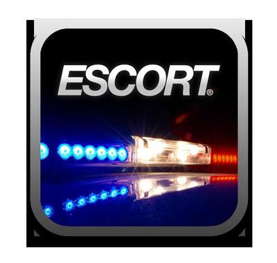 ESCORT Live logo.  (PRNewsFoto/ESCORT Inc.)