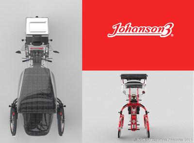 The Johanson3: Stop Driving-Start Moving (PRNewsFoto/Johanson3)