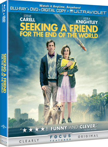 From Universal Studios Home Entertainment: Seeking a Friend for the End of the World