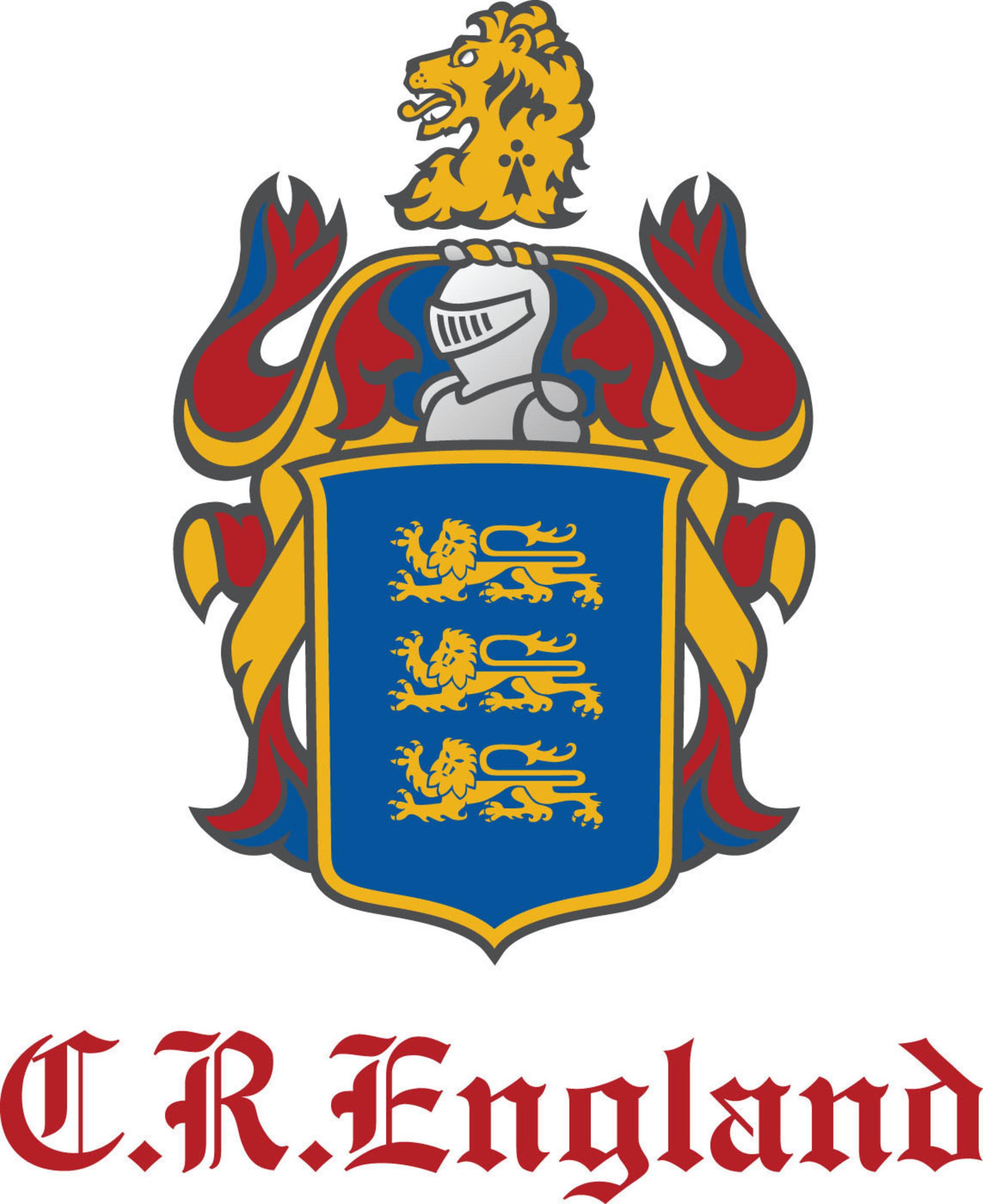 C.R. England Logo