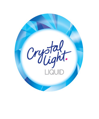 Crystal Light Liquid logo.  (PRNewsFoto/Crystal Light)