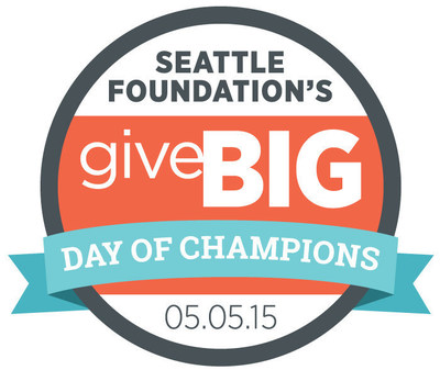 Seattle Foundation's GiveBIG 2015