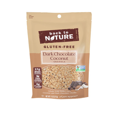 Dark Chocolate Coconut Granola