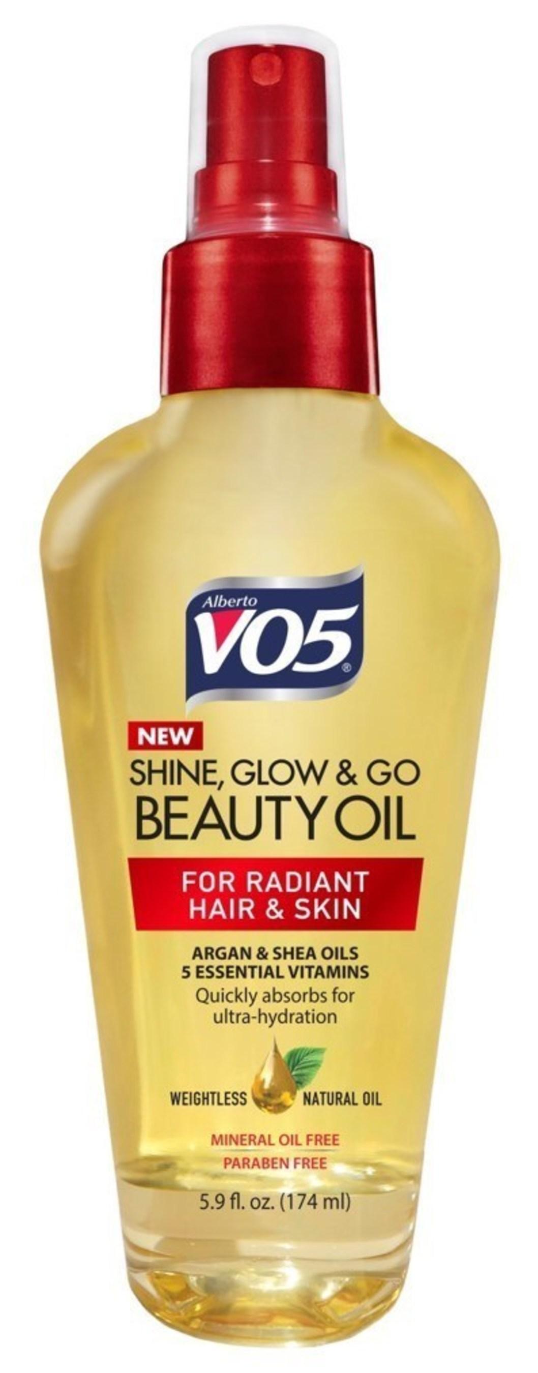 VO5 Shine, Glow & Go Beauty Oil